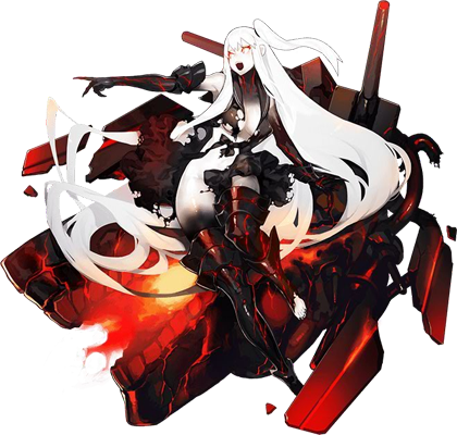 Abyssal Aircraft Carrier Hime